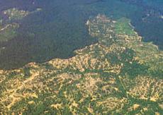 …А так печально, порой, с воздуха (фото с сайта tacticalmagic.org).