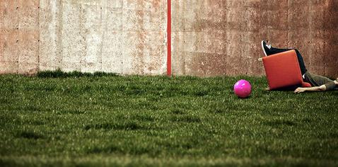 Увы, соревнования по фейсболу не проходят и без печальных исходов. И всё — из-за несоблюдения правил (фото с сайта faceball.org).
