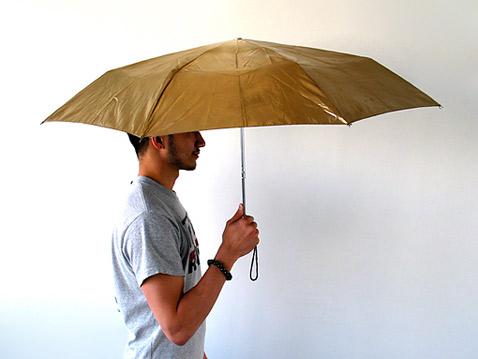 """""""Ультразвуковой зонт"""" (Ultrasonic Umbrella) — не столько художественное, сколько техническое изобретение, позволяющее моментально высушить зонт ультразвуком. Пока что существует в виде прототипа, то есть простого зонта, но его немного шуточная видео-демоверсия уже <a href=""""http://intranet.lcc.arts.ac.uk/hub/07hub/Resources/video/umbrella.mov"""" target=""""_blank"""" title=""""Откроется в новом окне"""">доступна</a> (файл MOV, 2,94 мегабайта) (фото с сайта catalog.soundsbutter.com)."""