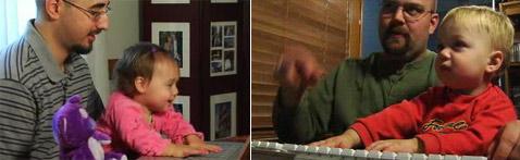 Игра Giggles получила в этом году три приза как выдающийся продукт для детей… или всё-таки для родителей— мы запутались (кадр с сайта giggles.net).