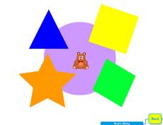 Простые формы и цвета рассчитаны на самых маленьких (иллюстрация с сайта giggles.net).