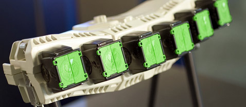 """Shockwave — это устройство портативное, лёгкое, но область его применения сильно ограничена неподвижностью оружия. Зато """"из засады"""" его можно применять с большим успехом (фото Taser International)."""