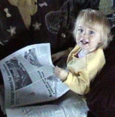 Зато теперь газеты могут сыграть большую роль в приобщении к чтению детей… (фото с сайта sillionaire.com).