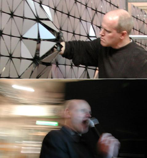 """Марк Гаулторп до подготовки """"Гипоповерхности"""" и после. Вот так иногда человек меняется за считанные минуты под влиянием любимого дела (фото с сайта hyposurface.org)."""