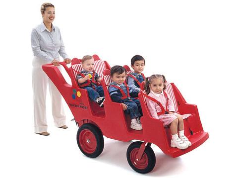 """К названию Bye-Bye Buggy часто прибавляется """"Fat Tire"""", что характеризует шины (иллюстрация с сайта discountschoolsupply.com)."""