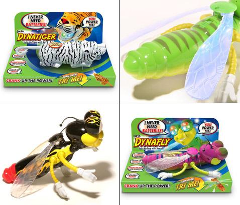 Каждая из игрушек SEE Toys выпускается ещё и в нескольких расцветках (фотографии с сайта seetoys.com).
