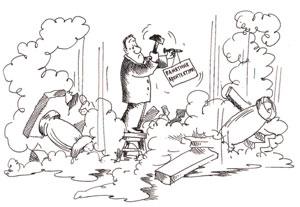 Карикатура: Виктор Платунов