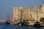 Древняя крепость в Никосии