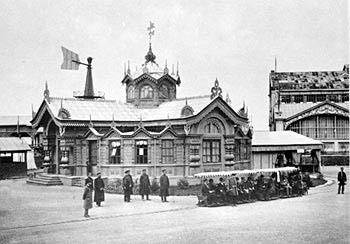 Ходынка, Всероссийская промышленная выставка